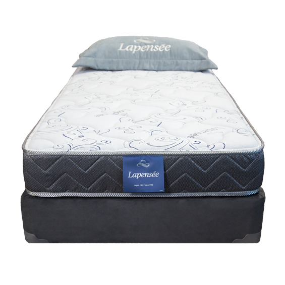 collection conomique essentielle produit matelas lapens e. Black Bedroom Furniture Sets. Home Design Ideas