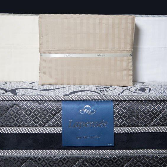 Housse de couette coton produits literie matelas for Literie couette