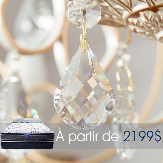 collection luxueux produit gatineau orl ans matelas lapens e. Black Bedroom Furniture Sets. Home Design Ideas