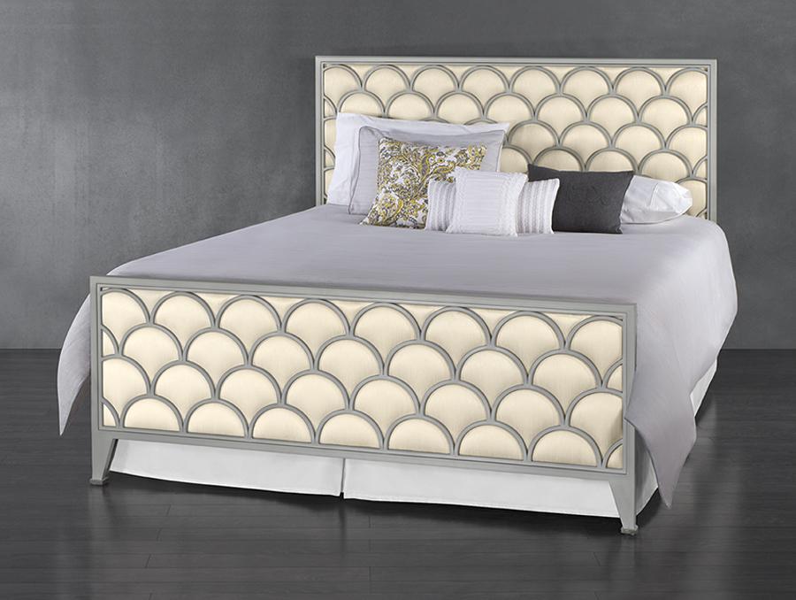 Decorative wood box bed foundations matelas lapens e - Decoratie bed ...